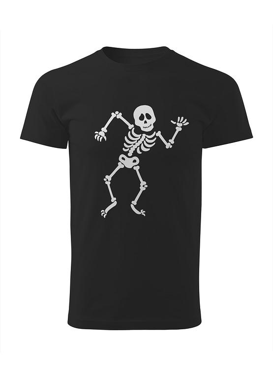 Černé tričko Kosťa Tanečník