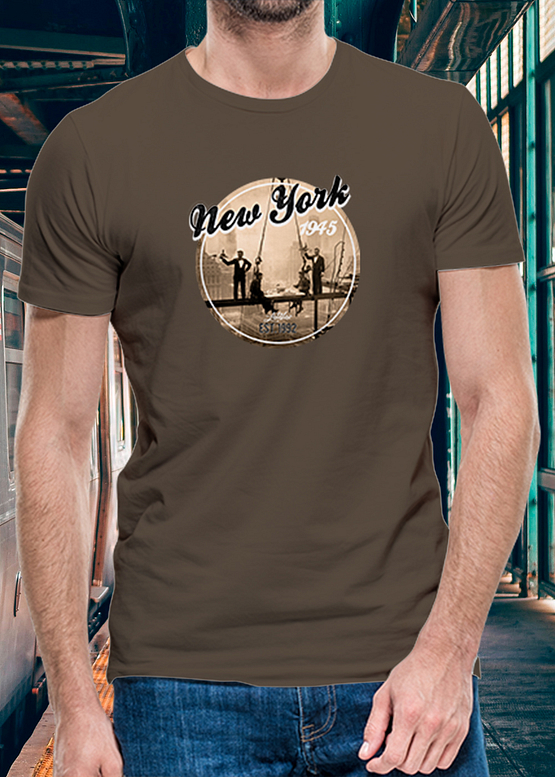 Army pánské tričko New York