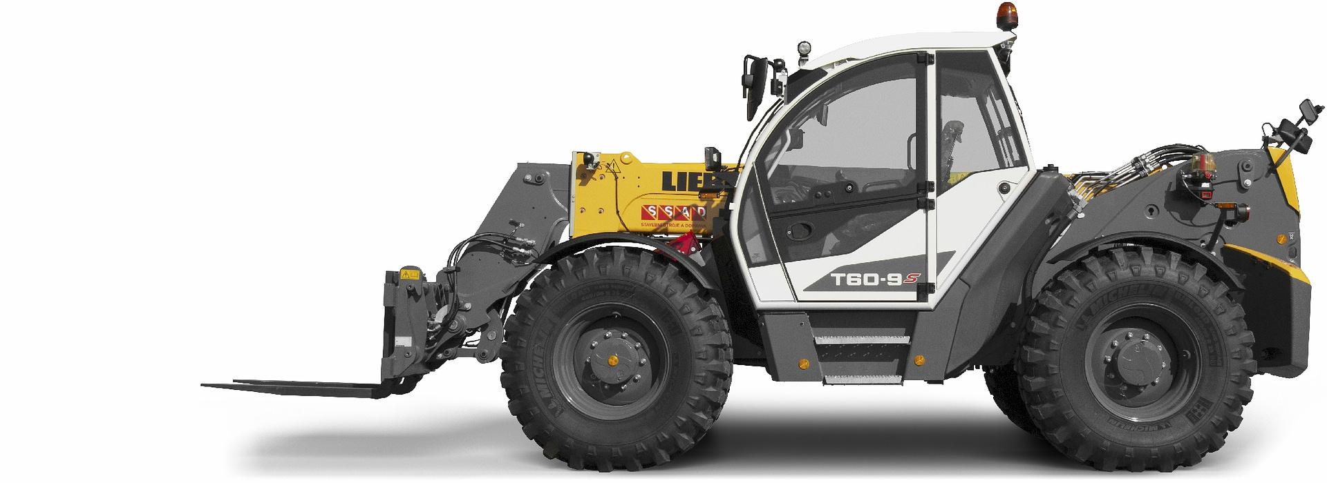 LIEBHERR T60-9S